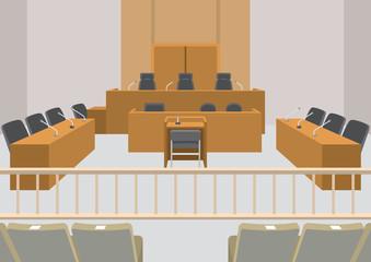 裁判所・法廷
