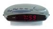 Leinwandbild Motiv Alarm clock radio