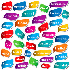 "38 ways to say ""Hello"""