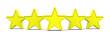 Die 5 Sterne Bewertung