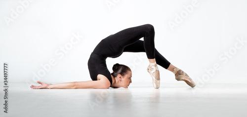 Plexiglas the dancer