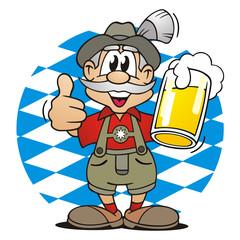 Typical Bavarian