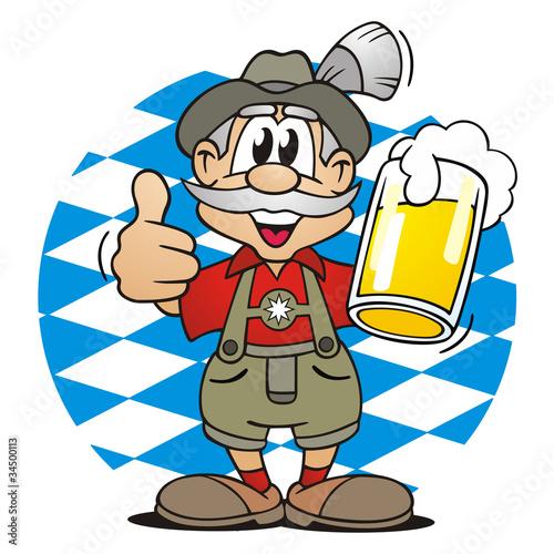 Typical Bavarian - 34500113