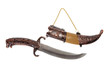 Model of the old dagger, souvenir