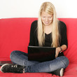 Studentin online