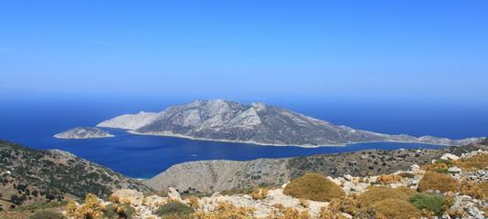 Amorgos aux Cyclades - Grèce