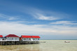 Indonesia, Derawan island, East Kalimantan