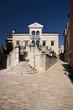 Medival palace in Rovinj