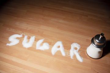 Sugar in sugar