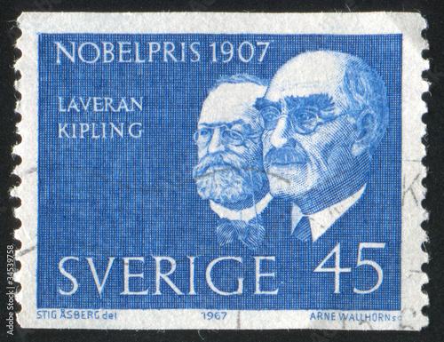 Poster Nobel Prize