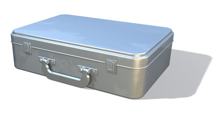 Metal attache case 3