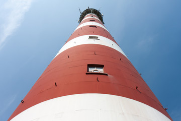 Dutch Lighthouse of island Ameland