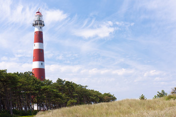 Dutch Lighthouse of Ameland