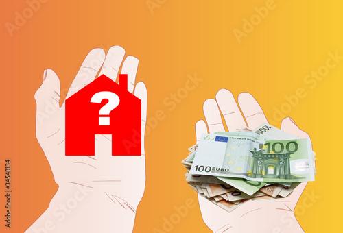 Precio de la vivienda,ilustración