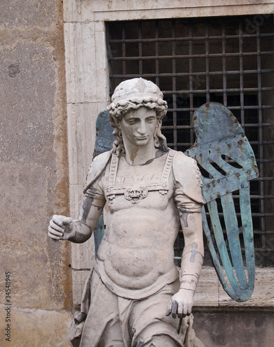 Esculturas de acero