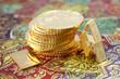 Geldanlage in Gold als Goldmünzen Philharmoniker und Goldbarren