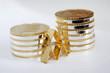 Geldanlage in Gold und Silber als Goldmünzen und Goldbarren
