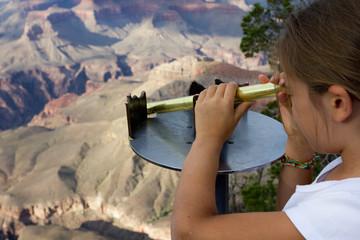 observer le Grand Canyon