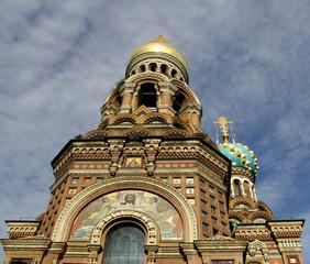 San Petersburgo. Iglesia de la Sangre Derramada