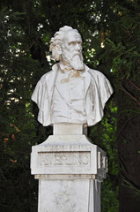 Friedrich von Amerling Denkmal, Wien