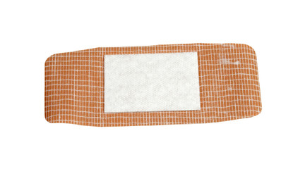 inside view of large waterproof adhesive bandage