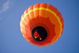 Bright Orange Balloon
