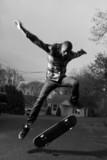 Fototapete Tricks - Springen - Andere