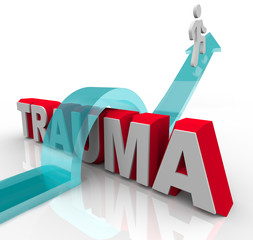 Getting Over Trauma - Therapy and Rehabilitation Conquer Problem