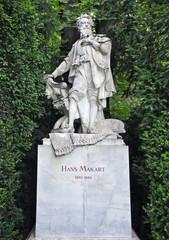 Hans Makart Denkmal, Wien