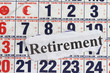 Retirement word