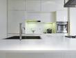 cucina moderna laccata bianca