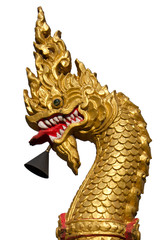 Golden Naga