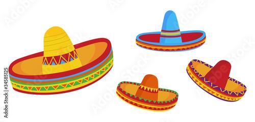 Sombreros - 34585125