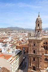 Kathedrale von Malaga, Spanien