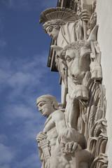 Arco di Trionfo -Parigi- Dettaglio