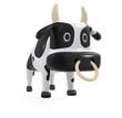牛のCG_斜め