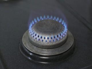 Hornalla de cocina a gas