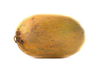 ripe golden cantaloupe