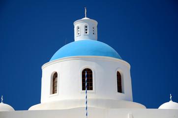 Kirche in Oia - Santorin - Griechenland