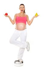 fit in der schwangerschaft
