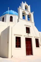 Kapelle in Oia - Santorin - Griechenland