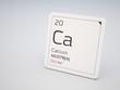 Calcium - element of the periodic table