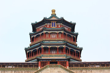 building of Summer Palace