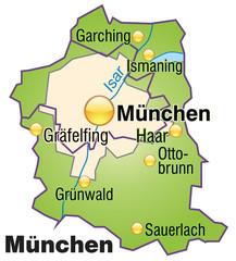 Landkreis  München Variante4