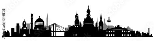 Dresdner Skyline