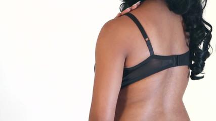 Woman Shoulder Pain