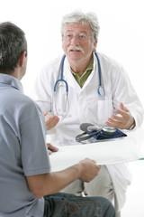 Consultation  à l'hôpital