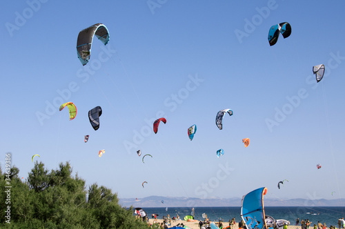 Kiteboarding Tarifa CADIZ