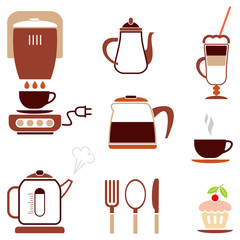 Cafe and Restaurant icon