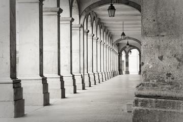 Braga arcades